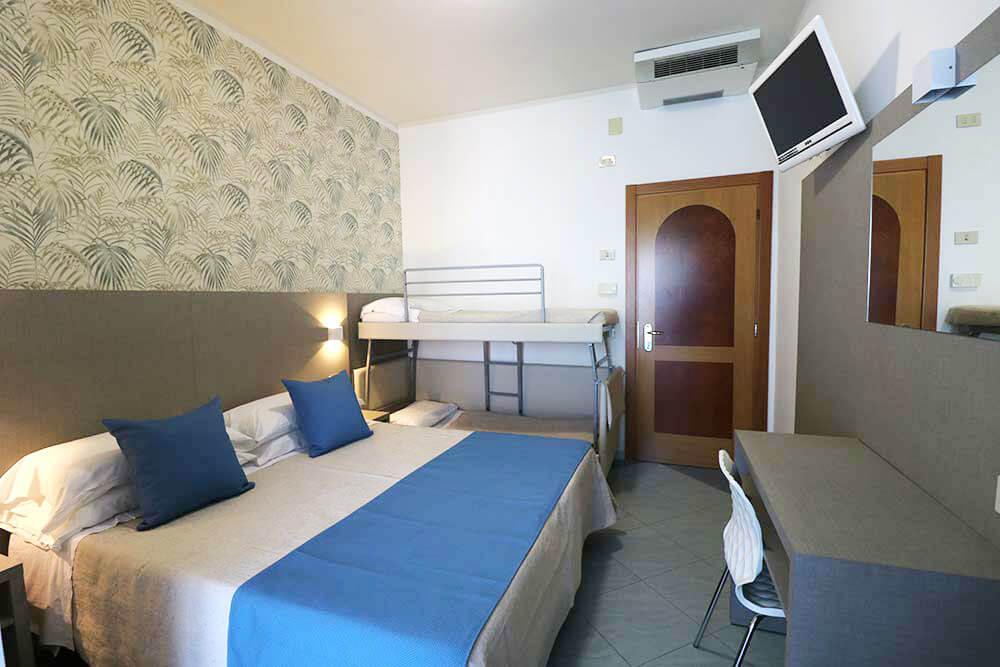 Camera Confortevole: all inclusive in hotel Rimini 3 stelle